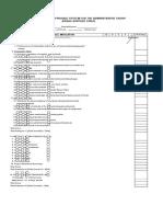 Peformance Appraisal System