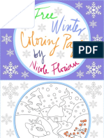 24385939 Winter Coloring Book(1)
