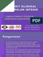 Audit Klinikal Penolong Pegawai perubatan Malaysia
