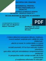 1._prezentare_lucrare_grad Metode moderne