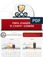 Perfil de El Chapo Guzmán