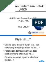 Laporan Keuangan UMKM_Adi Firman