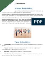 Conceptos de Aeróbicos bailoterapia