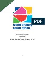 Procedure PVC Bows RSA