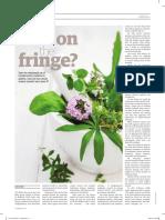 Still on the Fringe? - Medical Observer