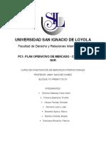 PLAN OPERATIVO DE MERCADO -COREA DEL SUR