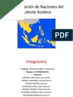 Información sobre la ASEAN