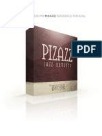 Pizazz Manual