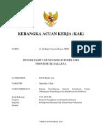 KAK Manajemen Pemeliharaan Alat Kedokteran (Aset Dan Kalibrasi)-REV. 2-10.9.15rtf