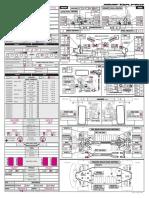 Xray t2r Pro Asphalt Rubber Spec Basic Setup Sheet