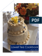 Lowell House Cook Book