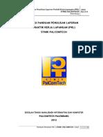 Buku Panduan Penulisan PKL STMIK PalComTech Baru