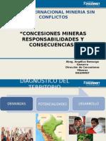 Concesiones Mineras - Responsabilidades Consecuencias