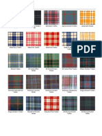 All Tartans - Scottish Tartan Finder