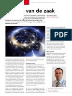 """""""De Kern van de Zaak"""" column LinuxBizz Magazine - oktober 2009"""