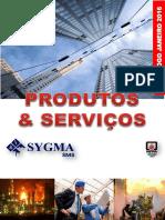Catálogo SYGMA SMS Formação
