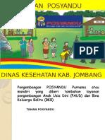 PPT Taman Posyandu 15