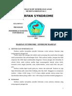 Marfan Syndrome
