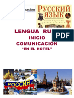 Temario Ruso Para Hoteles