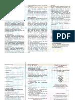 VLSI Cad FDP Brouchure