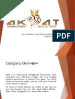 AKAT Company Profile