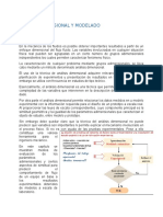 Análisis Dimensional y Modelado