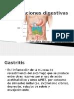 Alteraciones digestivas