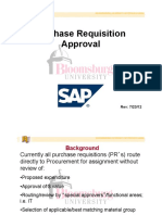 SAP PurchaseOrderApprovals