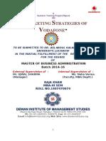 Marketing Strategies of VodafoneA new.doc raja.doc