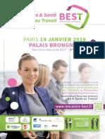Programme rencontres BEST 2016