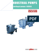 Gilkes J Series Pump