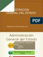 5 Administración General Del Estado