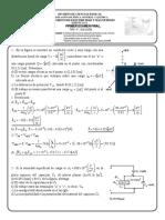 Solución de Examen de Electricidad.