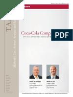 TAARS Coca Cola v US Brochure