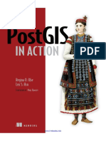 PostGIS in Action - FRONT