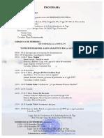 programa jornada Escuela Vigo 2016