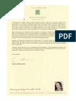 Catherine McKinnell letter of resignation
