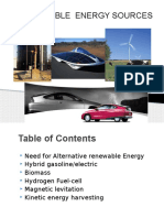 renewable energy applications ppt