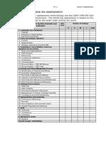 h Sems Assessment