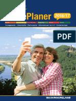 ReisePlaner 2016