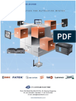 Lestari Electric Automation Catalog
