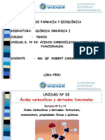 Ac Carboxilicos y Der Nom Prop