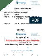 Ac Carboxilicos y Der Rx Qx