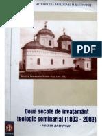 """Costin Clit, Seminarul """"Sf. Ioan Gură de Aur"""" din Huși.PDF"""