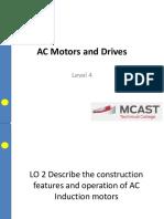 AC motors presentation