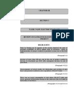 Audit report of Dam