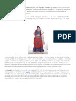 La Vestimenta en La India