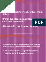 Abdominal Doppler 2013