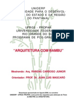 Arquitetura Com Bambu (Rubens Cardoso Junior)