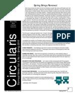 DCC Spring 2010 Newsletter